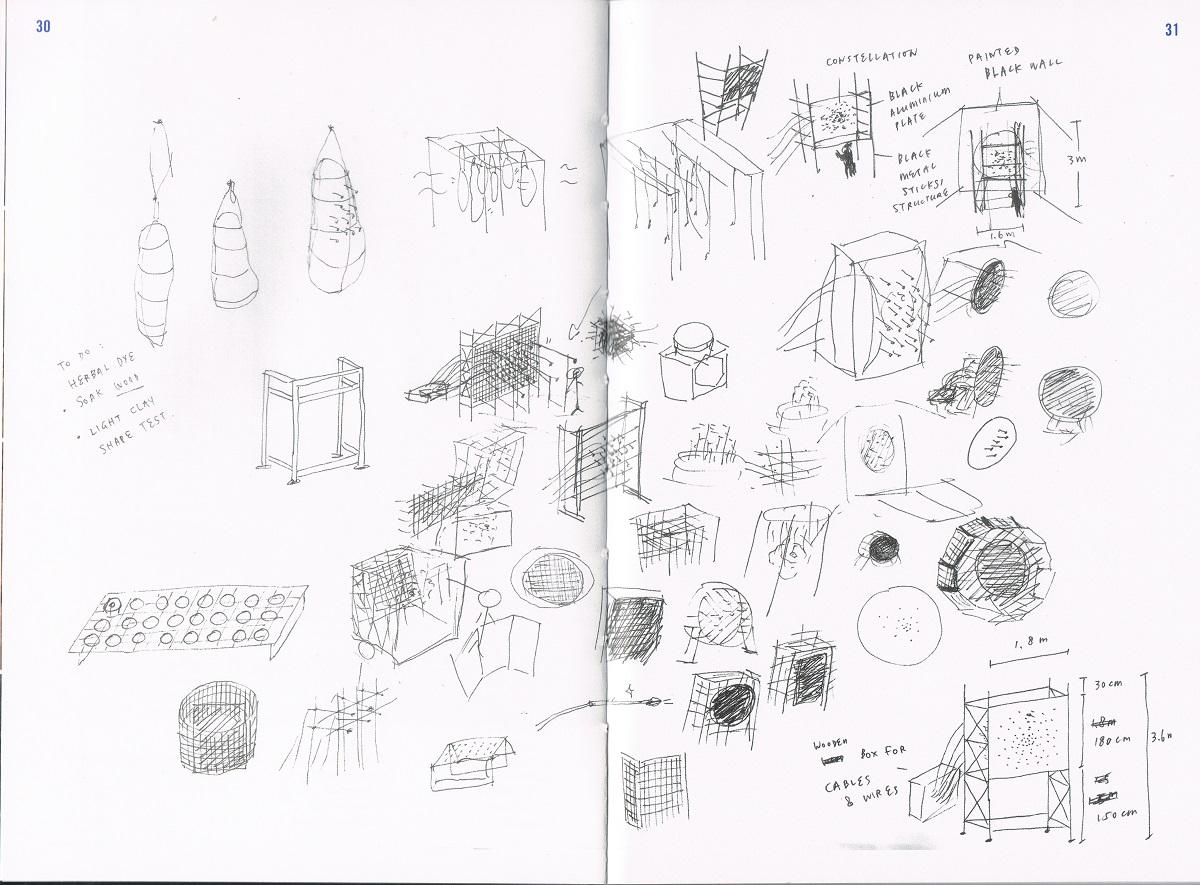 《微物萬狀》,頁30-31。